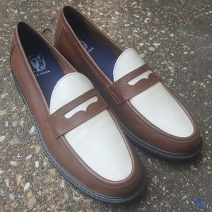 Cole Haan Pinch Maine Classic Leather Loafers 9.5